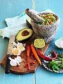 Texmex guacamole