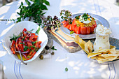 Turkish vegetarian dishes