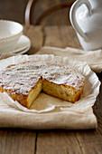 Torta di riso di mamma Ada (Milchreiskuchen, Italien)
