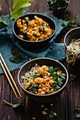 Indian cauliflower curry