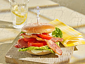 Brioche BLT Burger