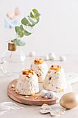 Easter pascha (quark desserts)