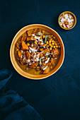 Butternut Chickpea Curry