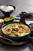 Laksa Malay Coconut Curry