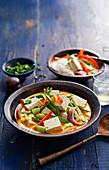 Thai Red Tofu Curry