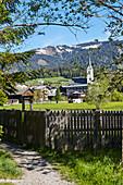 Goldegg am See, Pongau, Salzburger Land, Austria