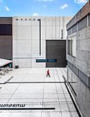 The Moderne Galerie (Modern Gallery), Saarbrücken, Saarland, Germany