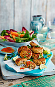 Coconut And Lime Crab Cakes
