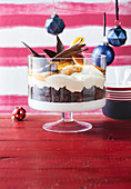 Banoffee trifle