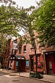 Cherry Lane Thatre, Manhattan, New York City, USA