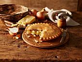 Pastry pie