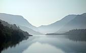 Llyn Padarn and Llanberis Pass, Wales