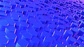 Geometric pattern, illustration