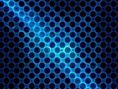 Nanotubes, abstract illustration