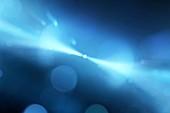 Neutron star, abstract illustration