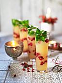 Eastern Breeze mit Wodka und Apfelsaft