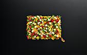 Sweetcorn, Squash And Avocado Salad