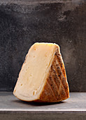 A piece of Tomme De Montagne