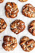 Almond Flake Rolls