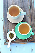 Tea for liver and gall problems