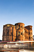 Porta Nigra, Trier landmark, Rhineland Palatinate, Germany