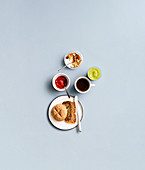 A sugar-free breakfast