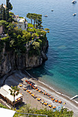 Spiaggia Arienzo in Positano, Amalfi Coast, Campania, Italy