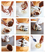 Schokoladeneier selbermachen