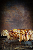 Carrot Monkey Bread