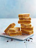 Tiramisu Ice Cream Sandwich