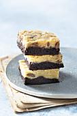 Brookies sweetened with tagatose