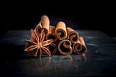 Cinnamon with Star Anise