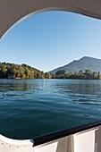 A boat trip, Rigi, Lucerne, Switzerland