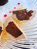 Foie gras with truffles