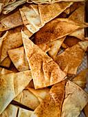 Pita bread chips