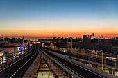 103 Street Station, New York City, USA