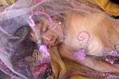 Pediatric ward, Afghanistan