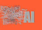 AI, illustration