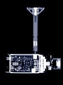 Surveillance camera, X-ray