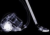 Vacuum cleaner, X-ray