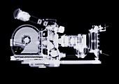 Film camera, X-ray