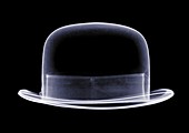 Bowler hat, X-ray