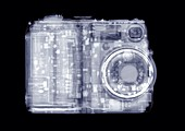 Digital camera, X-ray