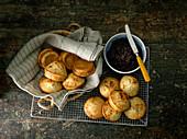 Wholegrain scones