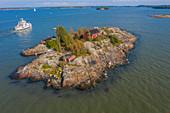 A private island, Helsinki, Finland