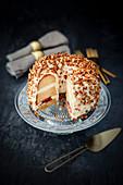 Frankfurt wreath cake