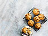 Yorkshire Fat Rascals Teacakes