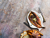 Cooked Kippers