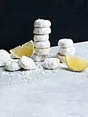 Lemon poppy seed thaler