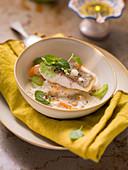 Zuppa Siciliana (fish soup, Italy)